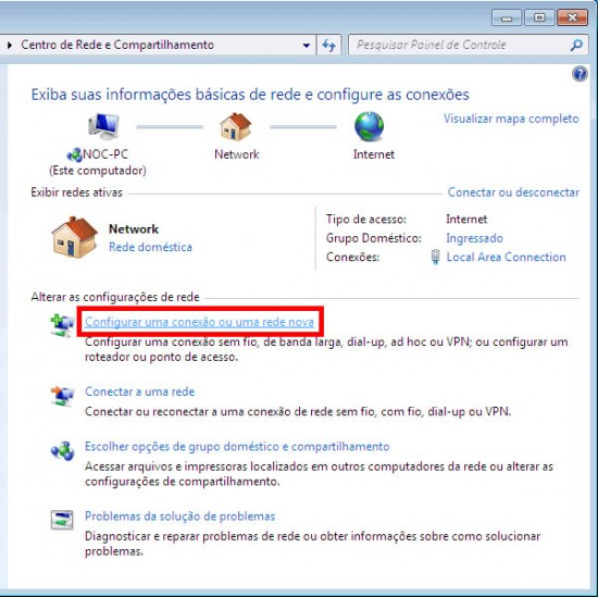 discador speedy para windows 7