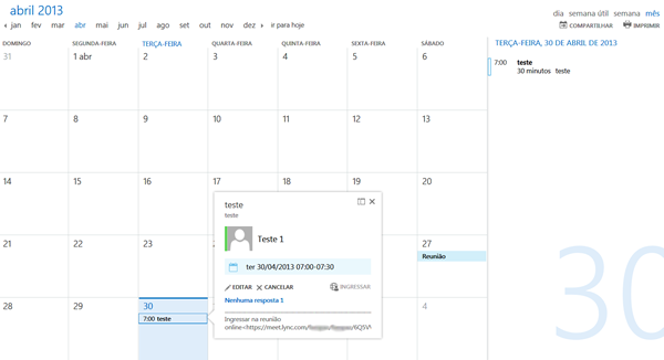 Calendario Office 365.Como Usar O Calendario Do Office 365 Duvidas Terra Mobile