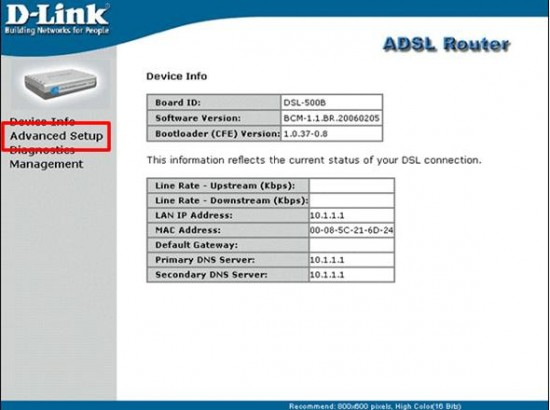 d link router user manual